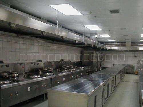 济南酒店厨房排烟罩