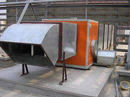 通风管道安装应满足哪些条件?