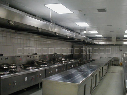 济南厨房排烟罩该如何正确使用